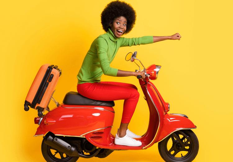 Comment bien préparer ton voyage en moto ? - Heyme