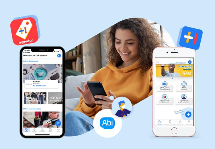 HEYME, te facilite la vie avec ses différentes applis et ses services connectés - Heyme
